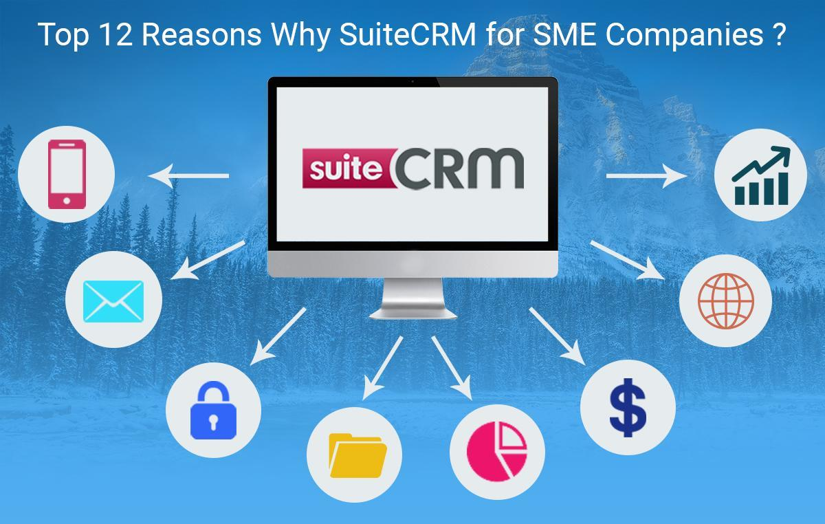 suitecrm needs